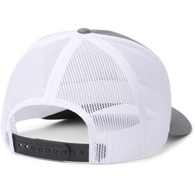 Columbia Mesh Snap Back Cap titanium/white/black